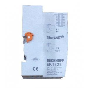 BECKHOFF耦合器EK1828