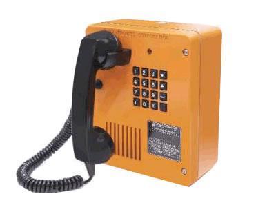 GAI-TRONICS壁挂式工业电话机DSH-201