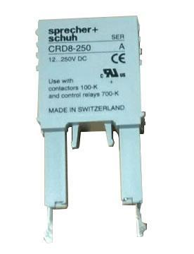Sprecher+Schuh浪涌控制器 CRD8-25012-250VDC